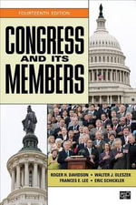 Congress and Its Members - Roger H. Davidson