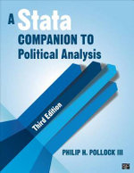 A Stata Companion to Political Analysis - Philip H. H. Pollock