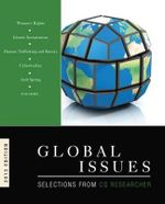 Global Issues 2013 : Selections from CQ Researcher - The CQ Researcher
