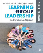 Learning Group Leadership : An Experiential Approach - Jeffrey A. Kottler