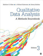 Qualitative Data Analysis : A Methods Sourcebook - Matthew B. Miles