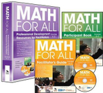 Math for All (K-2) : Professional Development Resources for Facilitators - Karen Marschke-Tobier