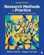 Research Methods in Practice : Strategies for Description and Causation - Dahlia K. Remler
