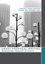 Grant Proposal Writing Business Format System - Henry Tarkington