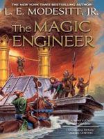 The Magic Engineer : Saga of Recluce (Audio) - L. E., Jr. Modesitt
