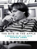 The Bite in the Apple (Library Edition) : A Memoir of My Life With Steve Jobs - Chrisann Brennan