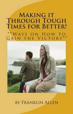 Making It Through Tough Times for Better! : **Ways on How to Gain the Victory** - Nippon Life Professor of Finance and Economics Franklin Allen