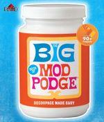 The Big Book of Mod Podge : Decoupage Made Easy - Plaid