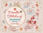 Doodle Stitching Transfer Pack : 300+ Embroidery Patterns - Aimee Ray
