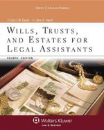 Wills, Trusts, and Estates for Legal Assistants - Gerry W Beyer