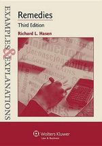 Examples & Explanations : Remedies, Third Edition - Hasen