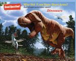 Why Did T. Rex Have Short Arms? : And Other Questions About... Dinosaurs - Melissa Stewart