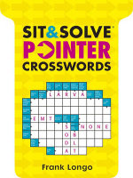 Pointer Crosswords : Portable Puzzles - Frank Longo