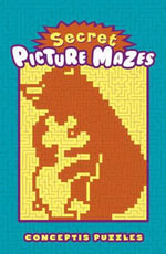 Secret Picture Mazes - Conceptis Puzzles