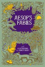 Aesop's Fables : Fall River Classics - Ernest Griset