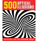 500 Optical Illusions - Keith Kay