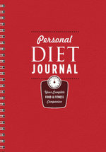 Personal Diet Journal : Your Complete Food & Fitness Companion - Sterling Publishing Company