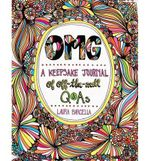OMG : A Keepsake Journal of off-the-Wall Q&As - Laura Barcella