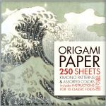 Origami Paper : 250 Patterns And Assorted Colours - Rob Wall