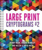 Large Print Cryptograms #2 - Helen Nash