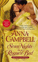 Seven Nights in a Rogue's Bed : Sons of Sin Trilogy : Book 1 - Anna Campbell