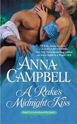 A Rake's Midnight Kiss : Sons of Sin Series : Book 2 - Anna Campbell