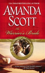 The Warrior's Bride : Lairds of the Loch - Amanda Scott