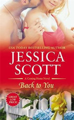 Back to You - Jessica Scott