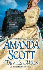Devil's Moon : Border Nights - Amanda Scott