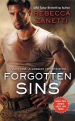 Forgotten Sins : Sin Brothers - Rebecca Zanetti