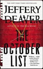 The October List - Jeffery Deaver