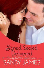 Signed, Sealed, Delivered - Sandy James