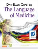 The Language of Medicine : A Short Course - Davi-Ellen Chabner