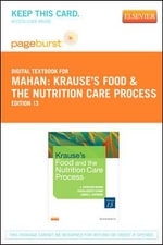 Krause's Food & the Nutrition Care Process - Pageburst Digital Book (Retail Access Card) - L Kathleen Mahan