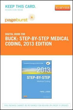 ICD-10-CM/PCs Coding : Theory and Practice, 2013 Edition - Pageburst Digital Book (Retail Access Card) - Karla R Lovaasen