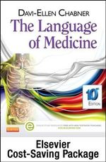 Iterms Audio for the Language of Medicine - Retail Pack - Davi-Ellen Chabner