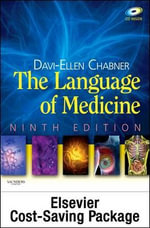 The Language of Medicine - Text and Mosby's Dictionary 9e Package - Davi-Ellen Chabner