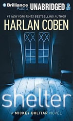 Shelter : Mickey Bolitar Novels (Audio) - Harlan Coben