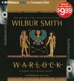 Warlock : A Novel of Ancient Egypt - Wilbur Smith