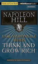 Earl Nightingale Reads Think and Grow Rich : Library Edition - Napoleon Hill