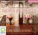 The Next Always (MP3) : Inn BoonsBoro : Book 1 - Nora Roberts