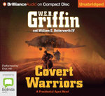 Covert warriors (MP3) - W.E.B. Griffin