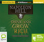Think and grow rich (MP3) - Napoleon Hill