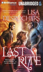 Last Rite : A Personal Demons Novel - Lisa Desrochers