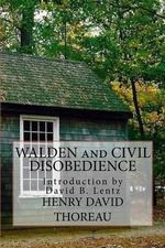 Walden : And Civil Disobedience - Henry David Thoreau