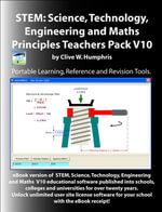 Stem : Science, Technology, Engineering and Maths Principles Teachers Pack V10 - Clive W. Humphris