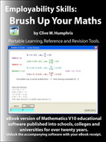 Employability Skills : Brush Up Your Maths - Clive W. Humphris