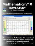 Mathematics V10 Home Study - Clive W. Humphris