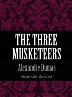 The Three Musketeers (Mermaids Classics) - Alexandre Dumas