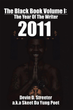 The Black Book : Volume I: The Year Of The Year Writer - Devin D. Streeter